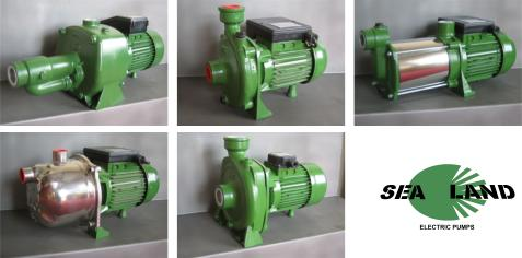 Images of Sealand pumps