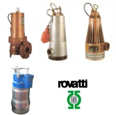 Images of Rovatti  pumps