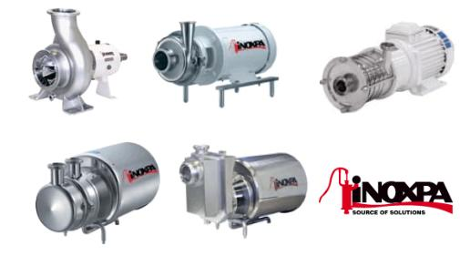 Images of inoxpa pumps